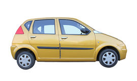 Small Car Royalty Free Stock Photos