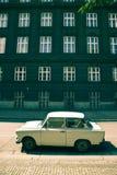 Small car from comunist era Stock Photo