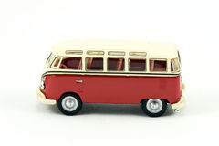 Small car model Royalty Free Stock Photography