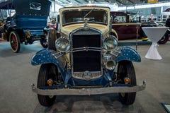 Small car Opel 1.2 litre, 1934. Royalty Free Stock Photos