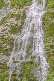 Small Cascade at Forest - Patagonia - Argentina Royalty Free Stock Photos