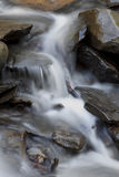 Small Cascade. Part of Plotterkill Preserve Rotterdam New York stock images