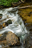 Small cascade on Wagner Creek Stock Photos