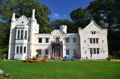 Small castle - Babelsberg park Royalty Free Stock Photography
