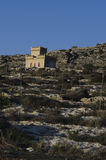Small Castle in countryside, Malta Royalty Free Stock Image