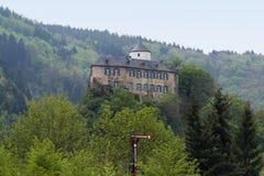 Small castle in the Eifel Stock Photos