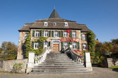 Small Castle in Germany Royalty Free Stock Photos