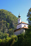 Small Castle in Kamnik Royalty Free Stock Image