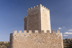 Small castle Royalty Free Stock Photo