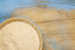 Baobab fruit powder Stock Photography