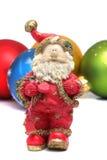Small ceramic Santa Claus Stock Photos