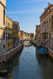 Small Channel on Murano. Island royalty free stock photography