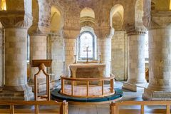 Free Small Chapel At The Tower Of London Stock Image - 151443191
