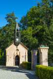 Small chapel in Bavaria Germany Royalty Free Stock Image