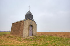 Small chapel in Belgium Stock Photos