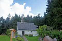 Small chapel in the Black Forest Royalty Free Stock Image