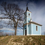 Small chapel Stock Photo