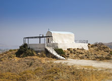 Small chapel on greek island of Kos, Greece Stock Photography