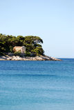 Small chapel in Mali Losinj,Croatia Stock Image