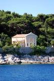 Small chapel in Mali Losinj,Croatia Stock Images