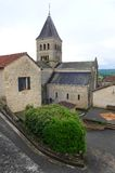 Small chapel, Medieval french town Royalty Free Stock Image