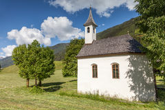 Small chapel in South Tyrol Royalty Free Stock Photography