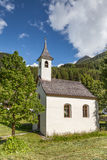 Small chapel in South Tyrol Stock Image