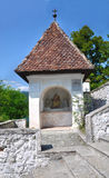 Chapel at the Pilgrimage Church of the Assumption of Mary Royalty Free Stock Photography
