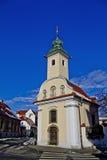 Small chapel in zagreb Stock Photo