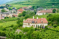 Small Chateau in Wachau Royalty Free Stock Image