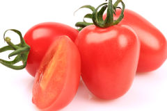 Small cherry tomato Stock Photos