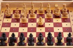 small chess Royalty Free Stock Photography