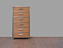 Small chest of drawers Stock Photo