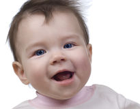 The small child Royalty Free Stock Photos