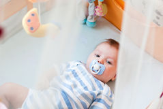The small child Royalty Free Stock Photo