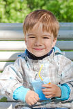 Small child Stock Photography