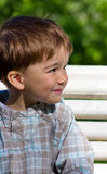 Small child Royalty Free Stock Image