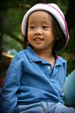 Small Child Smiling Stock Photos