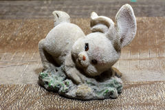 Small children's toys close-up Royalty Free Stock Images