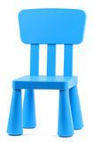 Small childrens chair Stock Images