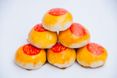 Small China  pastries. So good to eat Stock Photo