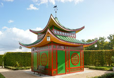 Small chinese house Stock Photos