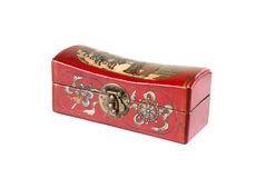 Small chinese trunk Stock Photo