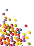 Small chocolate drops Stock Image