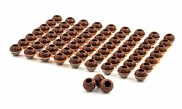 Free Small Chocolate Pastry Stock Images - 24252554