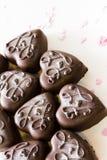 Small chocolates Stock Photography