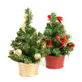 Small christmas tree Royalty Free Stock Images