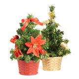 Small christmas tree Royalty Free Stock Photos