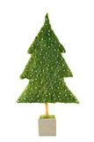 Small Christmas tree decoration Stock Photo