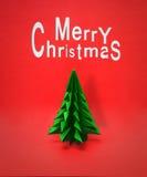 Small Christmas tree Stock Images